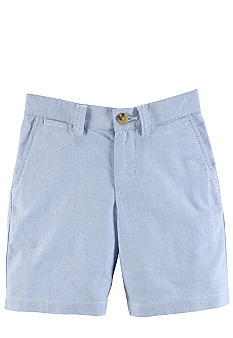 Ralph Lauren Childrenswear Oxford Preston Short Toddler Boys