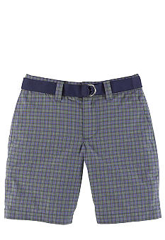 Ralph Lauren Childrenswear Plaid Preppy Short Toddler Boys