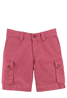 Ralph Lauren Childrenswear Flat-Front Chino Short Toddler Boy