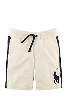 Ralph Lauren Childrenswear Stripe Side Sporty Short Toddler Boy