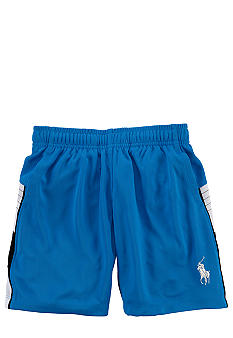 Ralph Lauren Childrenswear Active Soft-Touch Short Toddler Boy