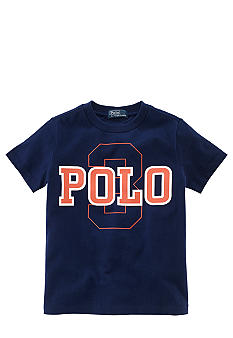 Ralph Lauren Childrenswear Polo Logo Tee Toddler Boy