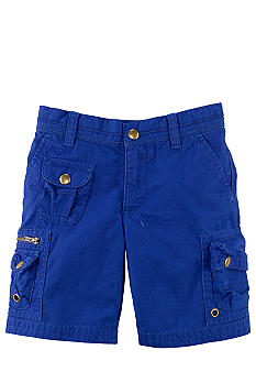 Ralph Lauren Childrenswear Ripstop Cargo Short Toddler Boys