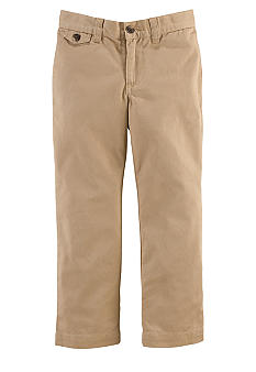 Ralph Lauren Childrenswear Crisp Cotton Chino Toddler Boys