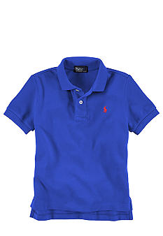 Ralph Lauren Childrenswear Relaxed Fit Polo Toddler Boy