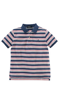 Ralph Lauren Childrenswear Striped Polo Toddler Boy