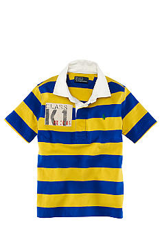Ralph Lauren Childrenswear Ruby Polo Toddler Boy