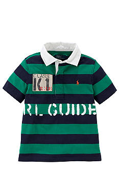 Ralph Lauren Childrenswear Rugby Polo Toddler Boy
