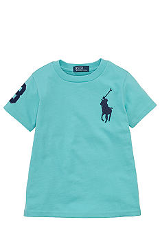 Ralph Lauren Childrenswear Big Pony Tee Toddler Boy