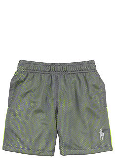 Ralph Lauren Childrenswear Sporty Mesh Short Toddler Boy