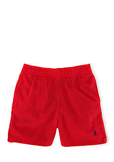 Ralph Lauren Childrenswear Basic Solid Shorts Toddler Boys