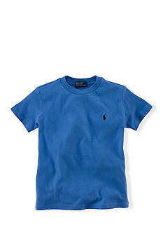 Ralph Lauren Childrenswear Classic Cotton Tee Toddler Boys
