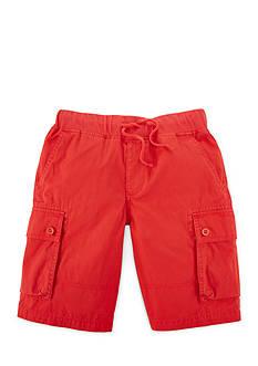Ralph Lauren Childrenswear Canvas Utility Shorts Toddler Boys