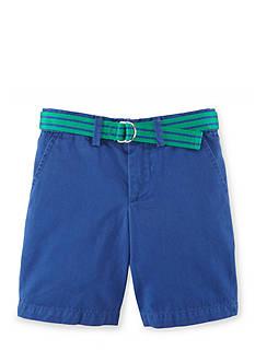 Ralph Lauren Childrenswear Cotton Chino Shorts Toddler Boys