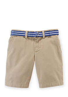 Ralph Lauren Childrenswear Cotton Chino Shorts Toddler Boys