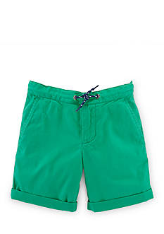 Ralph Lauren Childrenswear Cotton Canvas Short Toddler Boys
