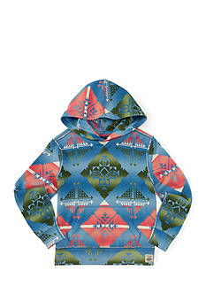 Ralph Lauren Childrenswear Southwestern Hoodie Toddler Boys