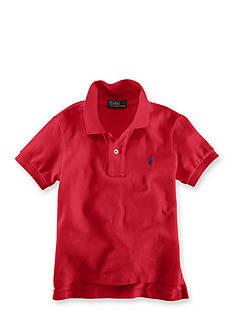 Ralph Lauren Childrenswear Mesh Polo Toddler Boys