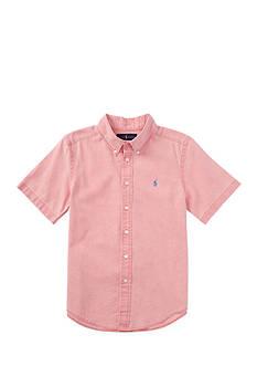 Ralph Lauren Childrenswear Cotton Short Sleeve Toddler Boy