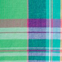 Baby & Kids: Ralph Lauren Childrenswear All Dressed Up: Green/Pink Multi Ralph Lauren Childrenswear Madras Short Sleeve Toddler Boys