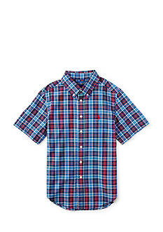 Ralph Lauren Childrenswear Madras Shirt Toddler Boy