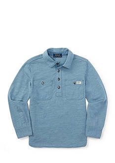 Ralph Lauren Childrenswear Workshirt Toddler Boys