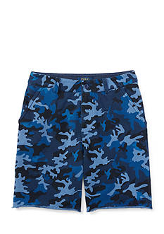 Ralph Lauren Childrenswear Printed Terry Shorts Toddler Boys