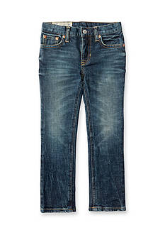 Ralph Lauren Childrenswear Slim-Fit Jeans Toddler Boy