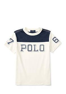 Ralph Lauren Childrenswear Jersey Graphic Tee Toddler Boy
