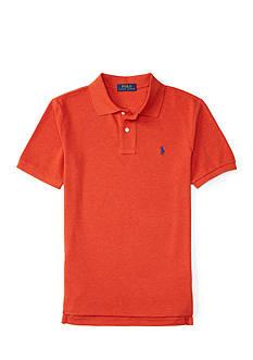 Ralph Lauren Childrenswear Mesh Polo - Toddler Boy