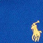 Ralph Lauren Boys: Blue Streak Ralph Lauren Childrenswear Basic Mesh Polo - Toddler Boy