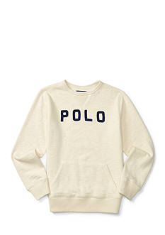 Ralph Lauren Childrenswear Polo Fleece Sweater Toddler Boy