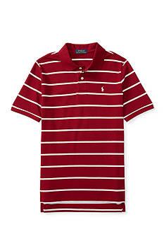 Ralph Lauren Childrenswear Mesh College Top Toddler Boy