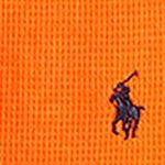 Ralph Lauren Boys: Neon Orange Ralph Lauren Childrenswear Long Sleeve Knit Top Toddler Boys