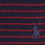 Ralph Lauren Boys: French Navy Multi Ralph Lauren Childrenswear Waffle Knit Cotton Henley Top Toddler Boys