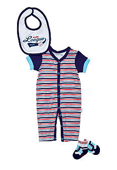 Nursery Rhyme Little Pro Coverall Set