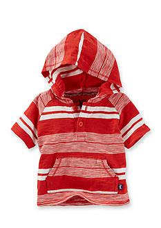 OshKosh B'gosh Stripe Hooded Shirt