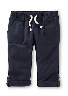 OshKosh B'gosh Woven Roll Up Pants