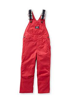 OshKosh B'gosh Twill Front Pocket Overalls