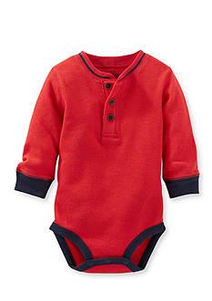 OshKosh B'gosh Thermal Henley Bodysuit