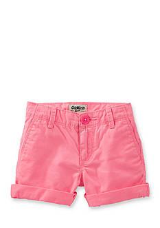 OshKosh B'gosh Solid Cuffed Shorts Toddler Girls
