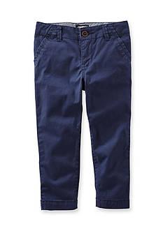 OshKosh B'gosh Flat Front Colored Pants Toddler Boys