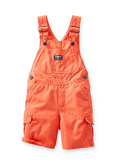 OshKosh B'gosh Solid Shortalls Toddler Boys