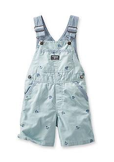 OshKosh B'gosh Nautical Overalls Toddler Boys