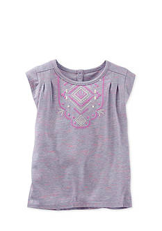Carter's Printed Tribal Top Toddler Girls