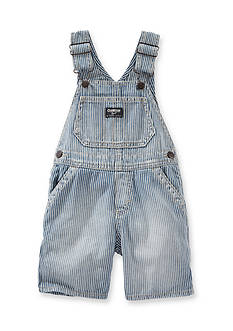 Carter's Hickory Stripe Overall Toddler Boys