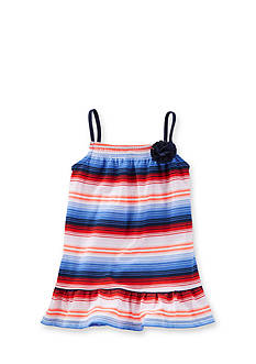 OshKosh B'gosh Stripe Rosette Top Toddler Girls