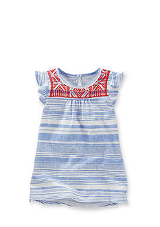 OshKosh B'gosh Geo Print Stripe Top Toddler Girls
