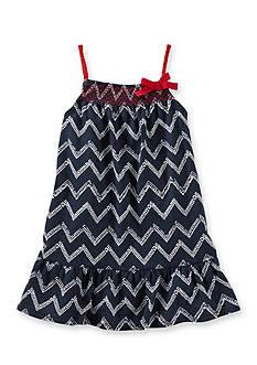 OshKosh B'gosh Chevron Knit Dress Toddler Girls