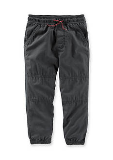OshKosh B'gosh Canvas Jogger Pants Toddler Boys
